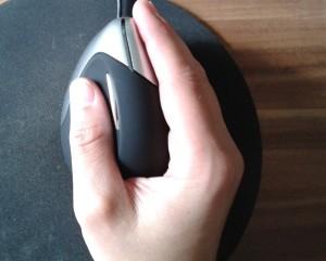 Vertikale Maus - Ergonomische Maus