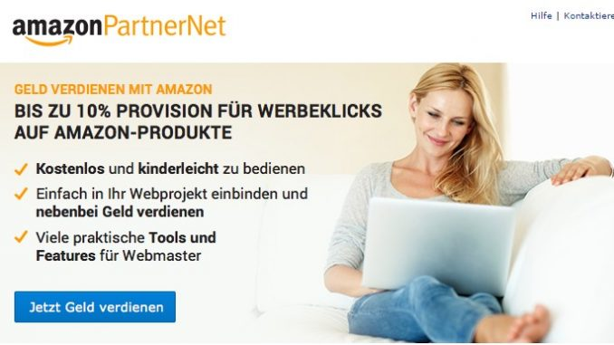 Amazon Partnernet Jobs