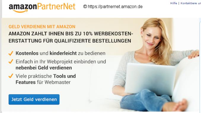 partnernet amazon
