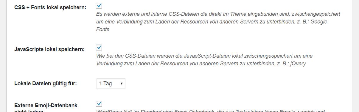 Google Fonts DSGVO